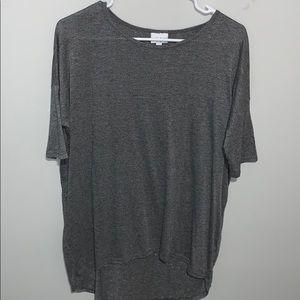 LuLaRoe oversized t shirt